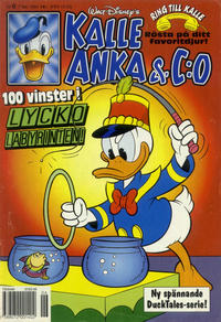 Cover Thumbnail for Kalle Anka & C:o (Serieförlaget [1980-talet], 1992 series) #6/1994