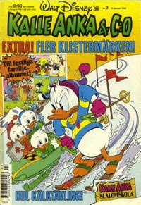 Cover Thumbnail for Kalle Anka & C:o (Hemmets Journal, 1957 series) #3/1990