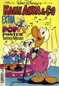 Cover Thumbnail for Kalle Anka & C:o (Hemmets Journal, 1957 series) #10/1990