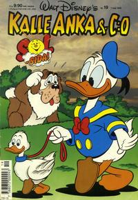 Cover Thumbnail for Kalle Anka & C:o (Hemmets Journal, 1957 series) #19/1990