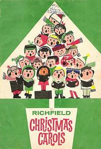 Cover Thumbnail for Christmas Carols (Richfield Boron, 1959 ? series)