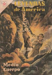 Cover Thumbnail for Leyendas de América (Editorial Novaro, 1956 series) #21