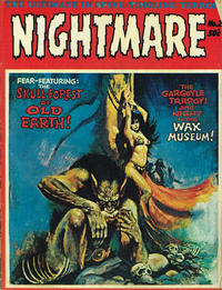 Cover Thumbnail for Nightmare (Yaffa / Page, 1976 series) #2