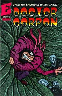 Cover Thumbnail for Doctor Gorpon (Malibu, 1991 series) #3