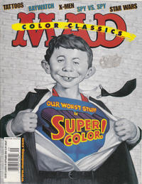 Cover Thumbnail for Mad Color Classics (EC, 2000 series) #2