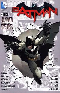 Cover Thumbnail for Batman: Año Cero (ECC Ediciones, 2013 series)