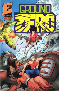 Cover Thumbnail for Ground Zero (Malibu, 1991 series) #1