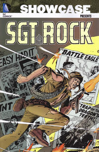 Cover Thumbnail for Showcase Presents: Sgt. Rock (DC, 2007 series) #4