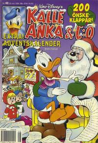 Cover Thumbnail for Kalle Anka & C:o (Serieförlaget [1980-talet], 1992 series) #48/1994