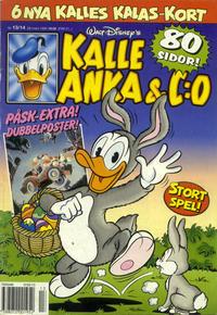 Cover Thumbnail for Kalle Anka & C:o (Serieförlaget [1980-talet], 1992 series) #13-14/1994