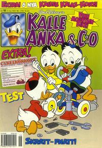 Cover for Kalle Anka & C:o (Serieförlaget [1980-talet], 1992 series) #18/1994