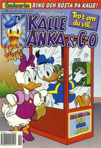 Cover Thumbnail for Kalle Anka & C:o (Serieförlaget [1980-talet], 1992 series) #19/1994