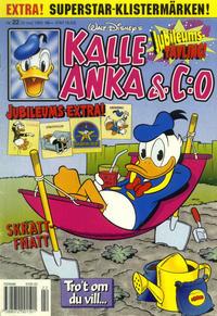 Cover Thumbnail for Kalle Anka & C:o (Serieförlaget [1980-talet], 1992 series) #22/1994