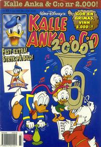 Cover Thumbnail for Kalle Anka & C:o (Serieförlaget [1980-talet], 1992 series) #33/1994