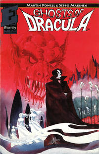 Cover Thumbnail for Ghosts of Dracula (Malibu, 1991 series) #4