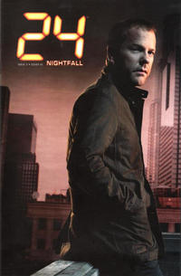 Cover Thumbnail for 24: Nightfall (IDW, 2006 series) #3 [Retailer Incentive Photo Cover]