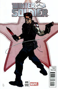 Cover Thumbnail for Winter Soldier (Marvel, 2012 series) #15 [Variant Edition]