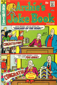 Cover Thumbnail for Archie's Joke Book Magazine (Archie, 1953 series) #204