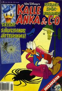 Cover Thumbnail for Kalle Anka & C:o (Serieförlaget [1980-talet], 1992 series) #6/1995