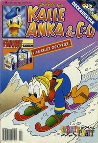 Cover Thumbnail for Kalle Anka & C:o (Serieförlaget [1980-talet], 1992 series) #9/1995