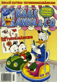 Cover Thumbnail for Kalle Anka & C:o (Serieförlaget [1980-talet], 1992 series) #27/1995