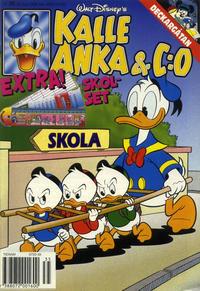 Cover Thumbnail for Kalle Anka & C:o (Serieförlaget [1980-talet], 1992 series) #35/1995