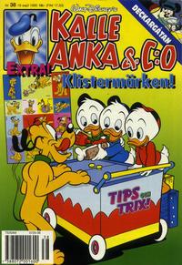 Cover Thumbnail for Kalle Anka & C:o (Serieförlaget [1980-talet], 1992 series) #38/1995