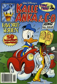Cover Thumbnail for Kalle Anka & C:o (Serieförlaget [1980-talet], 1992 series) #46/1995