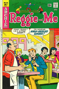 Cover Thumbnail for Reggie and Me (Archie, 1966 series) #88