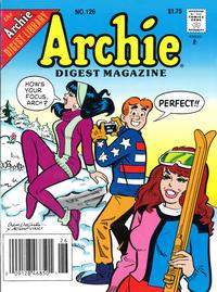 Cover Thumbnail for Archie Comics Digest (Archie, 1973 series) #126