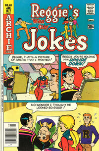 Cover Thumbnail for Reggie's Wise Guy Jokes (Archie, 1968 series) #40