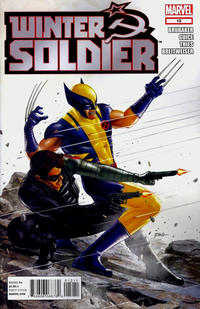 Cover Thumbnail for Winter Soldier (Marvel, 2012 series) #12