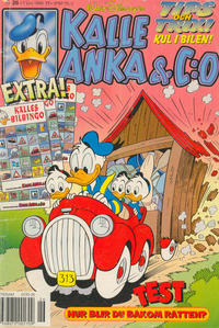 Cover Thumbnail for Kalle Anka & C:o (Serieförlaget [1980-talet], 1992 series) #26/1996