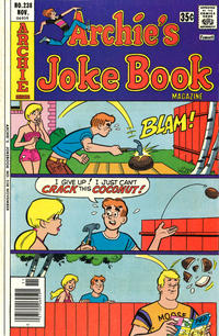 Cover Thumbnail for Archie's Joke Book Magazine (Archie, 1953 series) #238