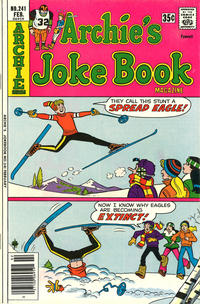 Cover Thumbnail for Archie's Joke Book Magazine (Archie, 1953 series) #241