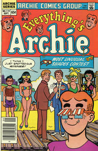 Cover Thumbnail for Everything's Archie (Archie, 1969 series) #119