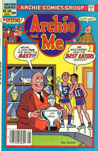 Cover Thumbnail for Archie and Me (Archie, 1964 series) #139