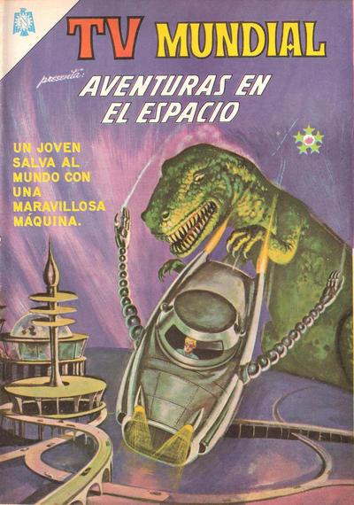 Cover for TV Mundial (Editorial Novaro, 1962 series) #73