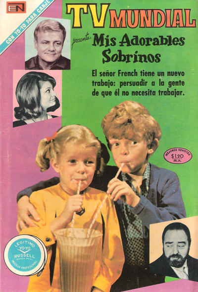 Cover for TV Mundial (Editorial Novaro, 1962 series) #197