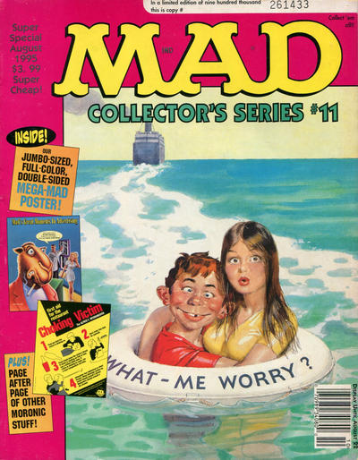 Cover for MAD Special [MAD Super Special] (EC, 1970 series) #106