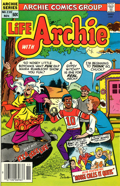 Cover for Life with Archie (Archie, 1958 series) #239