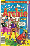Cover for Everything's Archie (Archie, 1969 series) #122