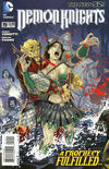 Cover for Demon Knights (DC, 2011 series) #19