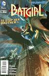 Cover for Batgirl (DC, 2011 series) #19