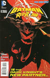Cover for Batman and Robin (DC, 2011 series) #19 [Direct Edition]