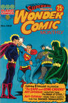 Cover for Superman Presents Wonder Comic Monthly (K. G. Murray, 1965 ? series) #122