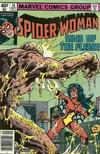 Cover for Spider-Woman (Marvel, 1978 series) #18 [Newsstand]