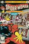 Cover Thumbnail for Spider-Woman (1978 series) #33 [Direct Edition]