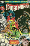 Cover for Spider-Woman (Marvel, 1978 series) #37 [Direct]