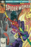 Cover for Spider-Woman (Marvel, 1978 series) #44 [Direct]
